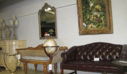 Furniture, Antiques, Household