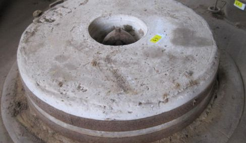 Mill Stones, Roller Mills, Grain Bins, Mill related Euipment