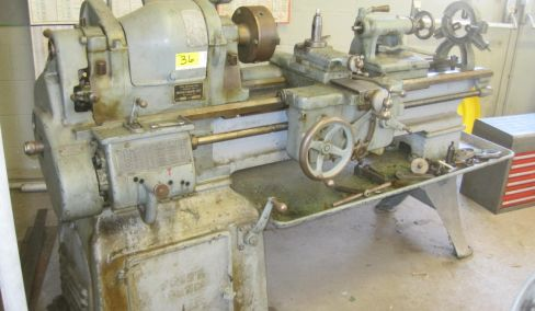 South Bend lathes, Welding Equipment, Tools, Canoes and trailer