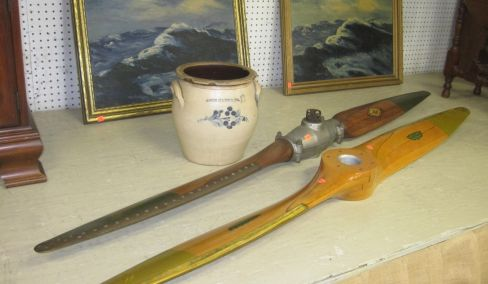 Propellers, Furniture, Tools, Antiques