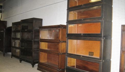 Barrister Bookcases (5), Dental Tools, Anitques, Longaberger, Hummels