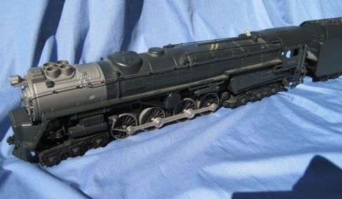 Lionel Train Auction