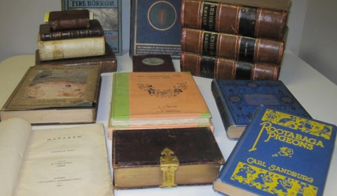 Rare books, Ephemera